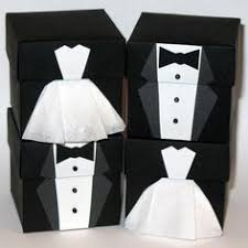 and groom favor boxes 40 creative diy favor boxes groom tuxedo favors and box