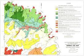 Tx County Map General Soil Map San Saba County Texas The Portal To Texas History