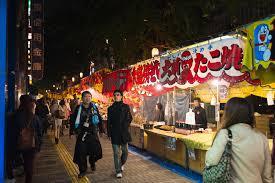 November Tokyo by Tori No Ichi U201d Festival At Hanazono Shrine Shinjuku Ambassadors