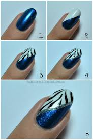 neon polka dot french nail art tutorial 193 best how to nail art images on pinterest make up nail