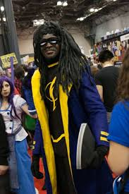 Static Shock Halloween Costume York Comic 2012 Pt 5 Cosplayers Galore Pt 3 Comicattack