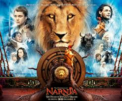 narnia film poster hollywood movie costumes and props lucy edmund and eustace
