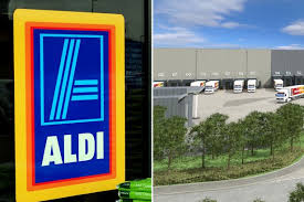 siege social aldi 260 available at aldi distribution centre in cardiff wales