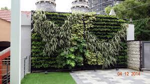 world class green wall vertical garden by technic garden and landscape