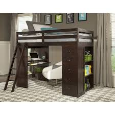 Girls Loft Bed With Desk Loft Bed With Desk And Storage Uk Storage Decorations