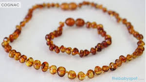 baby bead necklace images Amber teething sets for baby iluvbaby 39 95 jpg