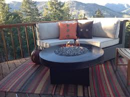 Round Patio Rugs by Recycled Plastic Outdoor Rugs Environmentally Friendly Choice