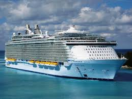 cruise ship the world the world s largest cruise ship ms symphony of the seas will set