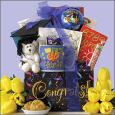 graduation gift basket graduation gifts