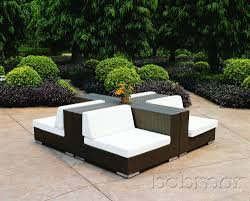 Furniture  Contemporary Outdoor Furniture Lawn Furniture - Modern outdoor sofa sets