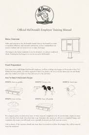 restaurant training manual template virtren com