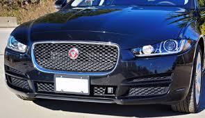 jaguar grill 2017 jaguar xe 20d prestige awd road test carcostcanada