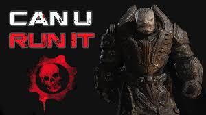 gears war remastered pc system requirements