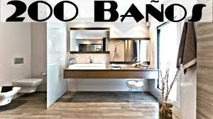 200 modern bathrooms small bathroom design ideas youtube