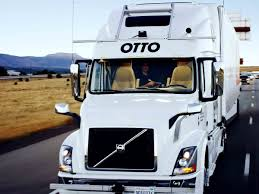 buy volvo semi truck uber u0027s self driving truck startup otto makes its first delivery