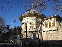 Ottoman Porte Procession Kiosk