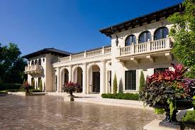 Tuscan Style Homes by Tuscan Style Mansion Home