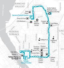 Smart Bus Route Map by Soltrans Route 4 U2013 Tuolumne