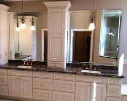 bathrooms with white cabinets bathroom white cabinets with inspirations dark countertops pictures
