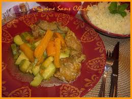 cuisine marocaine tajine agneau tajine d agneau courgettes et carottes nouvelles aux citrons confits