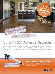 Bona For Laminate Floors R850t Registration