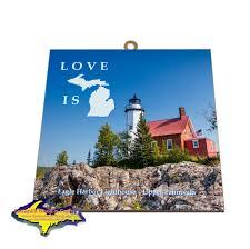 Michigan Memes - michigan memes lighthouse eagle harbor 6533 michigan made gifts