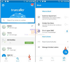 how do you block a number on android how to block calls on android using truecaller