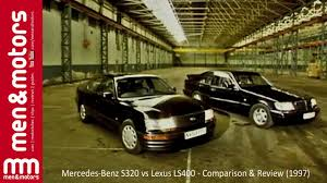 lexus ls400 vs toyota celsior lexus ls400 review