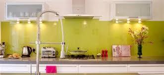 credence de cuisine en verre une credence de cuisine 5 cr233dence et fond de hotte en verre