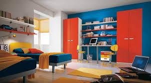 kids bedroom modern kids room design with blue color scheme decor