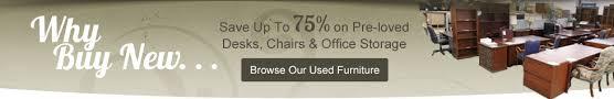 Preloved Reception Desk Used Office Furniture Atlanta Office Pro U0027s