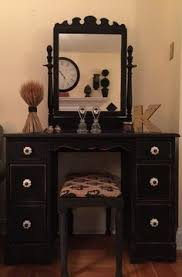 Antique Vanity With Mirror And Bench - luxury french rococo bedroom furniture dresser table u0026 mirror