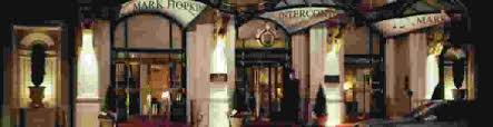 san francisco restaurant top of the mark