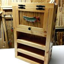 Fishing Rod Storage Cabinet Fishing Rod Storage Cabinet Details About Fly Rod Reel Storage