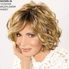 salt and pepper pixie cut human hair wigs malibu waves lace front wig by jaclyn smith 1 hair pinterest