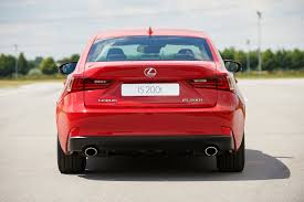 lexus is300 bhp turbocharged 2016 lexus is200t announced youwheel com car news