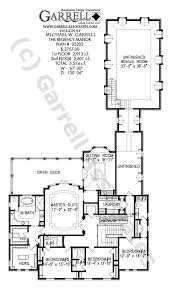 Manor House Floor Plan Regency Manor House Plan 05203 2nd Floor Plan Luxury House Plans