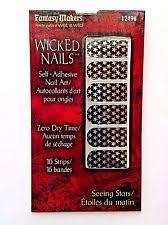 metallic acrylic nail art stickers ebay