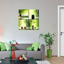 Home Decoration Accessories Wall Art Spruce Up Your Home With Enchanting Green Wall Art