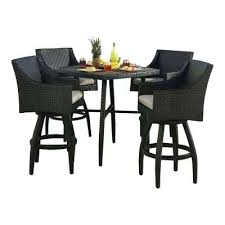Patio High Top Table Patio High Dining Set 833team