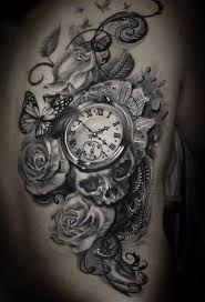 4 latest pocket watch tattoos ideas
