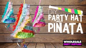 party supplies wholesale diy party hat piñata party ideas activities by wholesale party