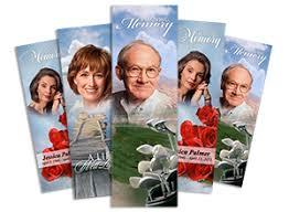memorial bookmarks memorial bookmarks funeral obituary bookmarks