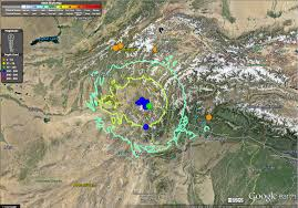 Cal Poly Pomona Map Earthquake In Afghanistan Jay Patton Online