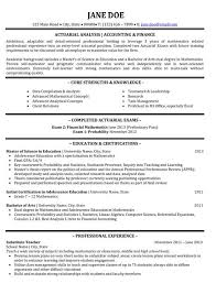Resume Business Analyst Sample by 36 Best Best Finance Resume Templates U0026 Samples Images On