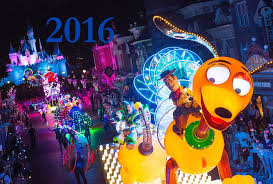 2016 disneyland anaheim paint the parade