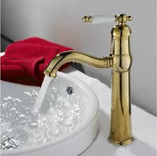 Gold Faucet Bathroom by Cheap Gold Faucet Bathroom Find Gold Faucet Bathroom Deals On