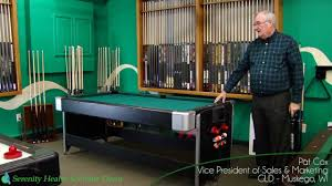 3 in 1 air hockey table fat cat 2 in 1 pockey table video youtube