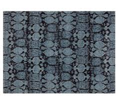 Do Rug Dorrington Ikat Printed Rug Pottery Barn