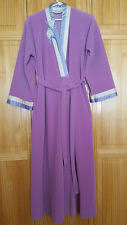 Vanity Fair Housecoat Vanity Fair Women U0027s Polyester Sleepwear U0026 Robes Ebay